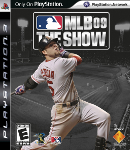 MLB_09_The_Show_PS3_cover