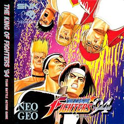 The_King_of_Fighters_'94_-_poster