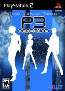 Persona3cover