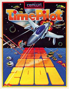 Time_Pilot_Flyer