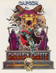 Ghouls_and_Ghosts_sales_flyer