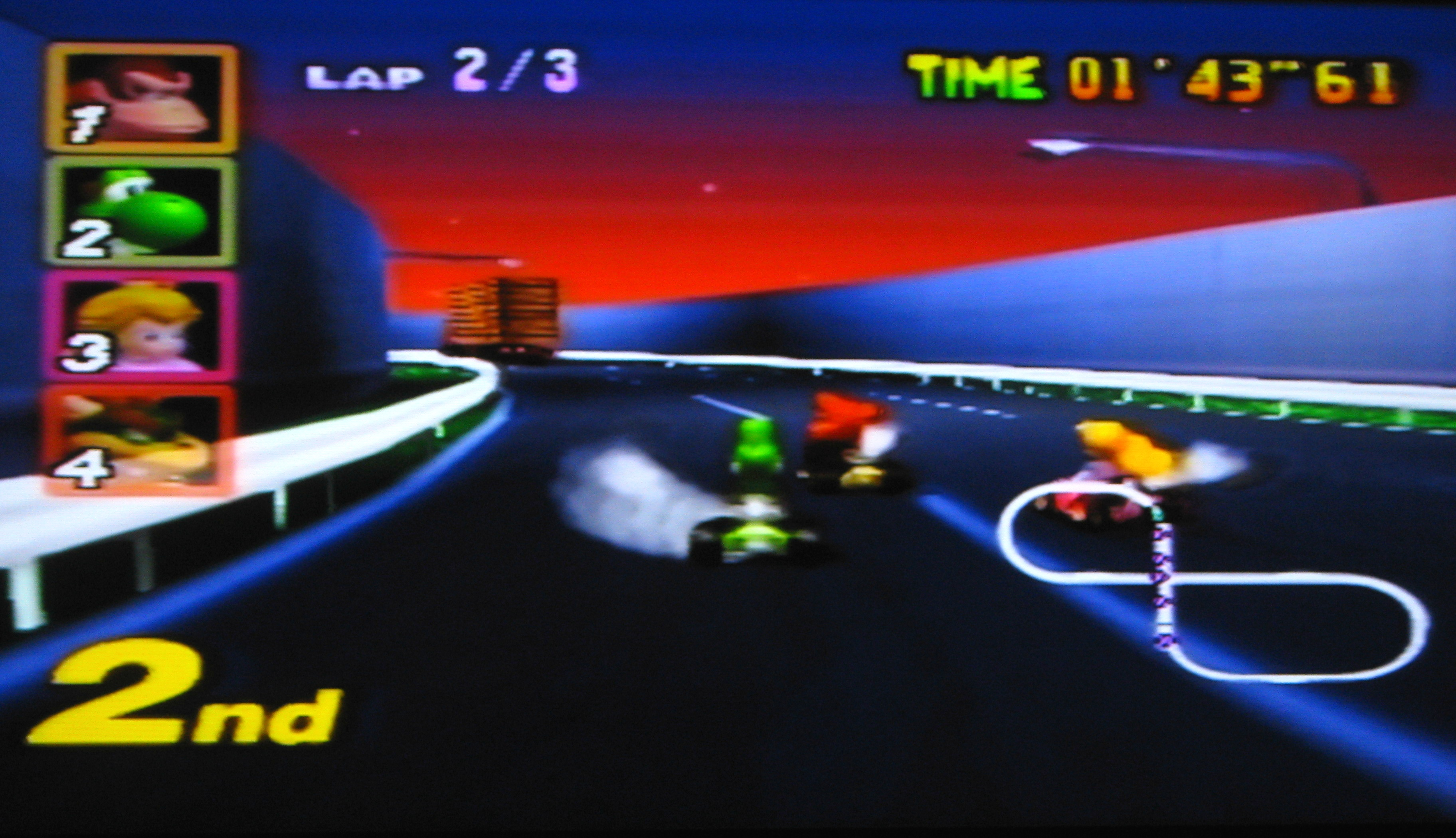 1001 Games To Play Before You Die List 305 mario kart 64 « pong and beyond